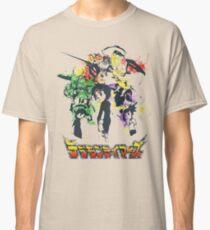 Color's Splash  Classic T-Shirt