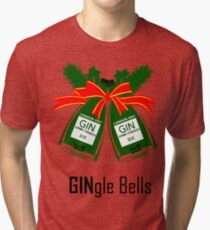 Gingle Bells Tri-blend T-Shirt