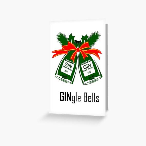 Gingle Bells Greeting Card