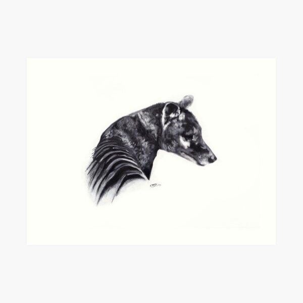 Corinna Thylacine Art Print