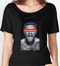 The Notorious Conor McGregor Women's Relaxed Fit T-Shirt