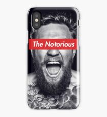 The Notorious Conor McGregor iPhone Case/Skin