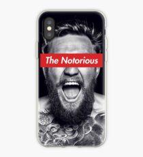 The Notorious Conor McGregor iPhone Case