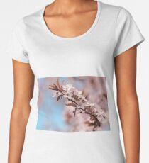 Almond Blossom Women's Premium T-Shirt