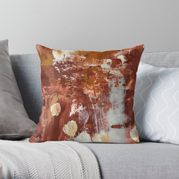 Yummy Chocolate  Throw Pillow