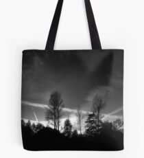 Black Sky Tote Bag