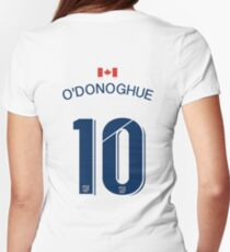 93. Colin O'Donoghue on Whitecaps Charity Game T-Shirt