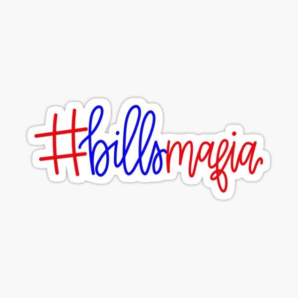 Bills Mafia Sticker