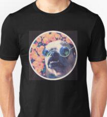 The Grooviest Pug on Earth Unisex T-Shirt