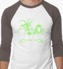 Bug Catcher Men's Baseball ¾ T-Shirt