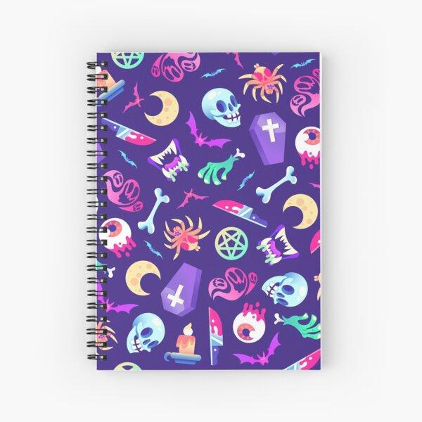 Horroriffic! Spiral Notebook
