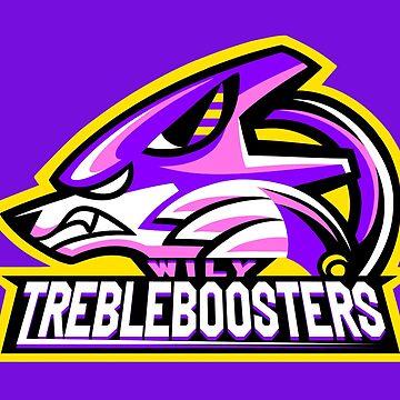 Wily Trebleboosters by Versiris