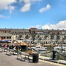 Boston Harbor by photorolandi