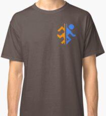 Portal 2 Pixel Pocket Classic T-Shirt