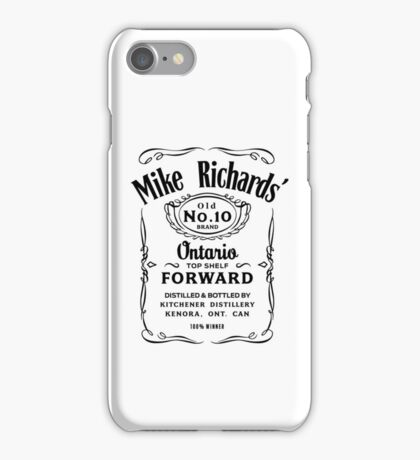 Top Shelf Whiskey iPhone Case/Skin