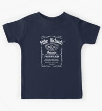 Top Shelf Whiskey Kids Tee