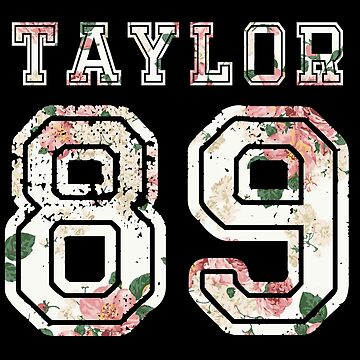 Floral Taylor '89 by ainsiibabes