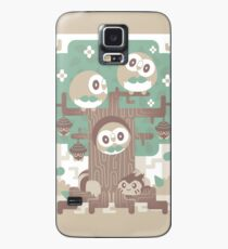 Wood Owl Woods Case/Skin for Samsung Galaxy
