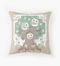 Wood Owl Woods Floor Pillow