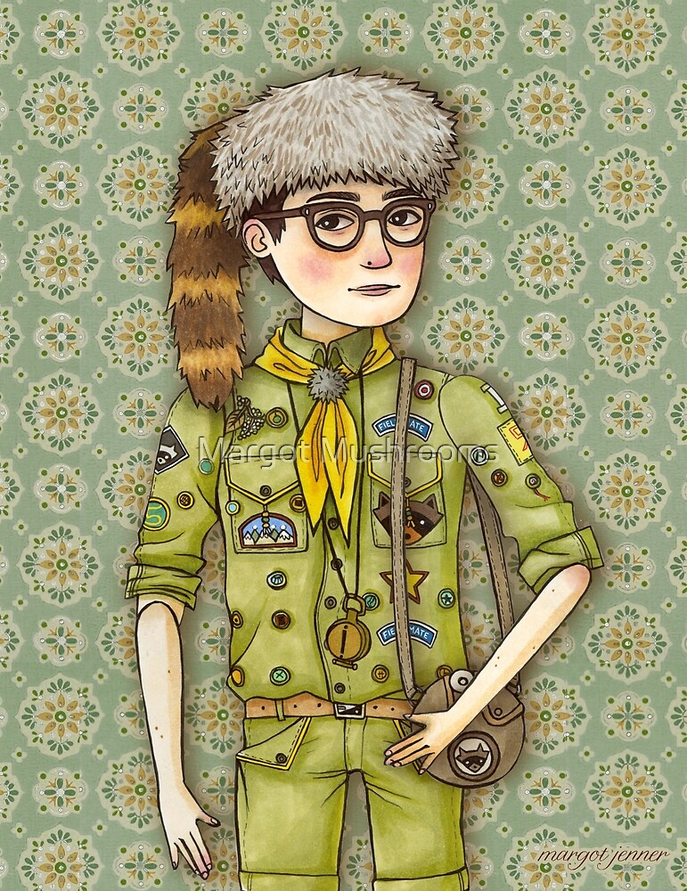 Sam from Moonrise Kingdom by Pidpenky