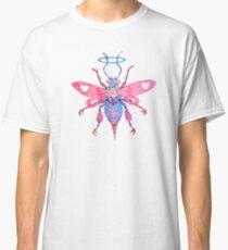 Bee -  Acrylic Painting Classic T-Shirt