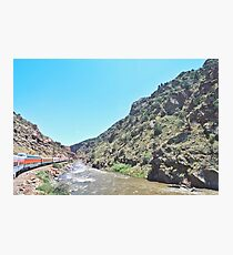 Royal Gorge Railroad #1 Photographic Print