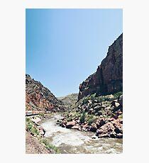 Royal Gorge Railroad #2 Photographic Print