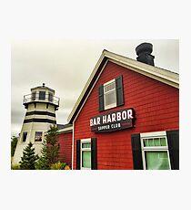 Bar Harbor Study 4  Photographic Print