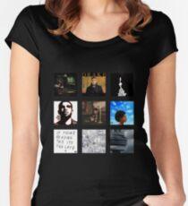 Drake - Album Art Women's Fitted Scoop T-Shirt