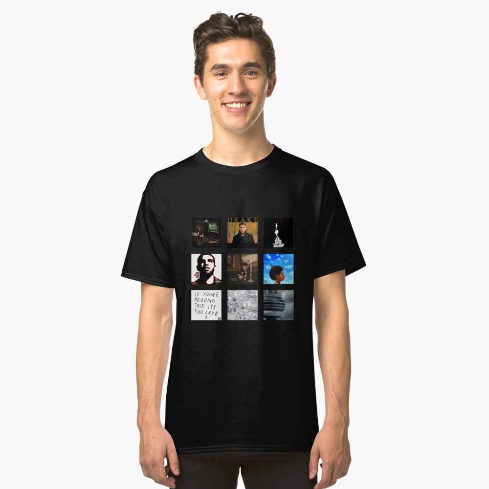 Drake - Album Art Camiseta clásica