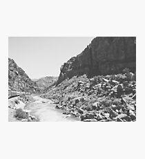 Royal Gorge Railroad #3 Photographic Print