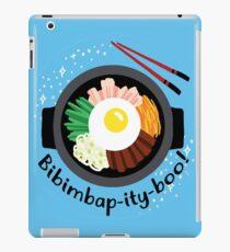 Bibimbap-ity-boo! iPad Case/Skin
