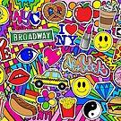 Ich liebe NYC von Corey Paige Designs