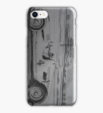 Type D racing car- Auto Union (Tazio Nuvolari) iPhone Case/Skin