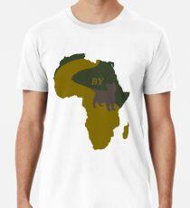 Afrika von Toto-Pun Art Männer Premium T-Shirts