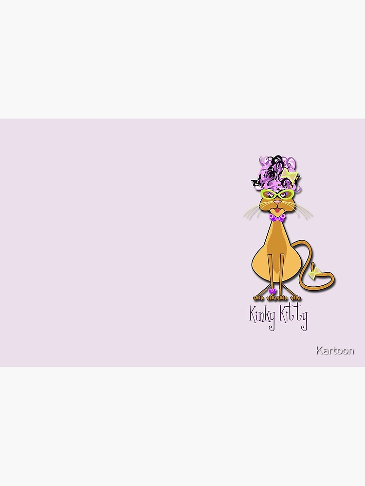 KINKY KITTY - Kinky Purrfecta by Kartoon