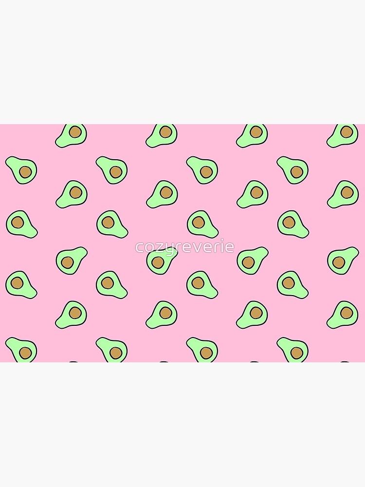 Hello Avocado by cozyreverie