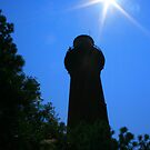 Currituck Lighthouse by Charles Adams