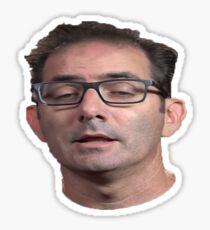 Jeff Kaplan Sticker