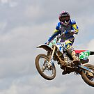 Motocross Jump by Lea Valley Photographic
