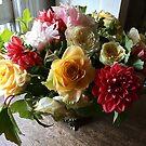 Elegant Arrangement by Barbara Wyeth