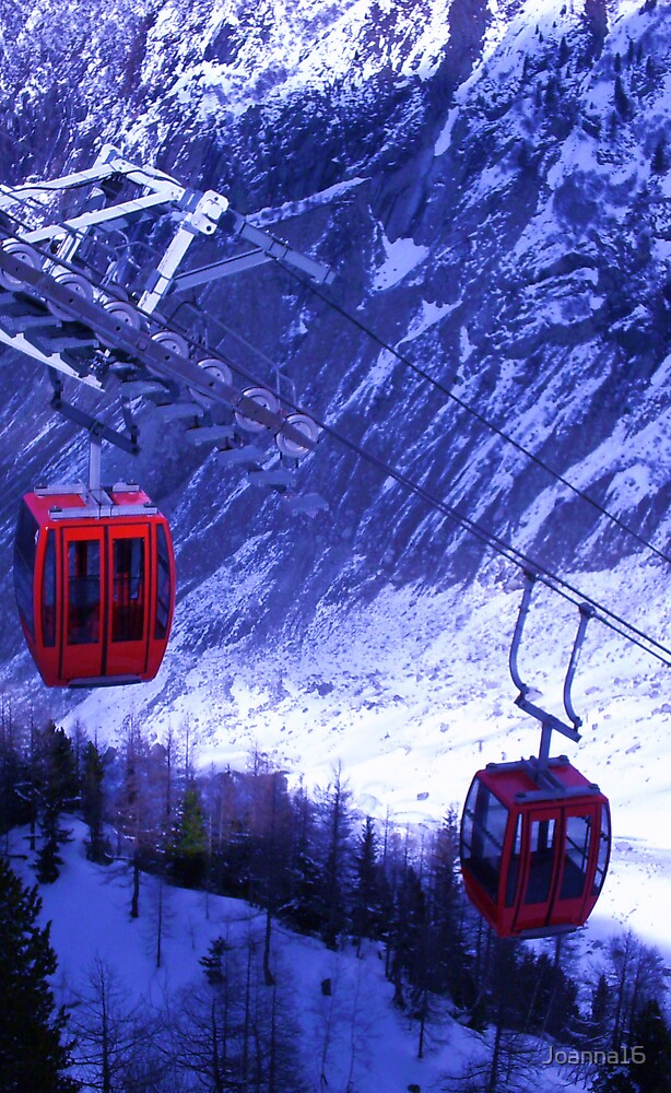 Cable Cars by Joanna Jeffrees