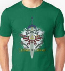 Legends of Courage  Unisex T-Shirt