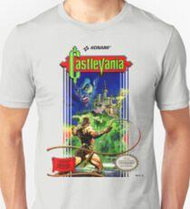 Camiseta unisex CASTLEVANIA
