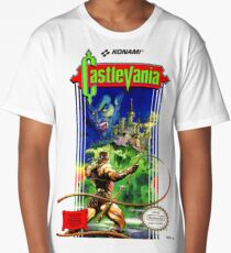 CASTLEVANIA Long T-Shirt