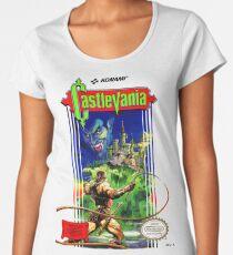 CASTLEVANIA Women's Premium T-Shirt