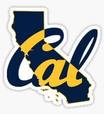 Cal Sticker
