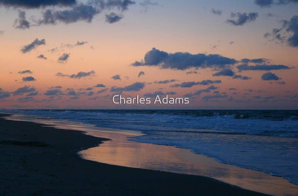 Dusk by Charles Adams