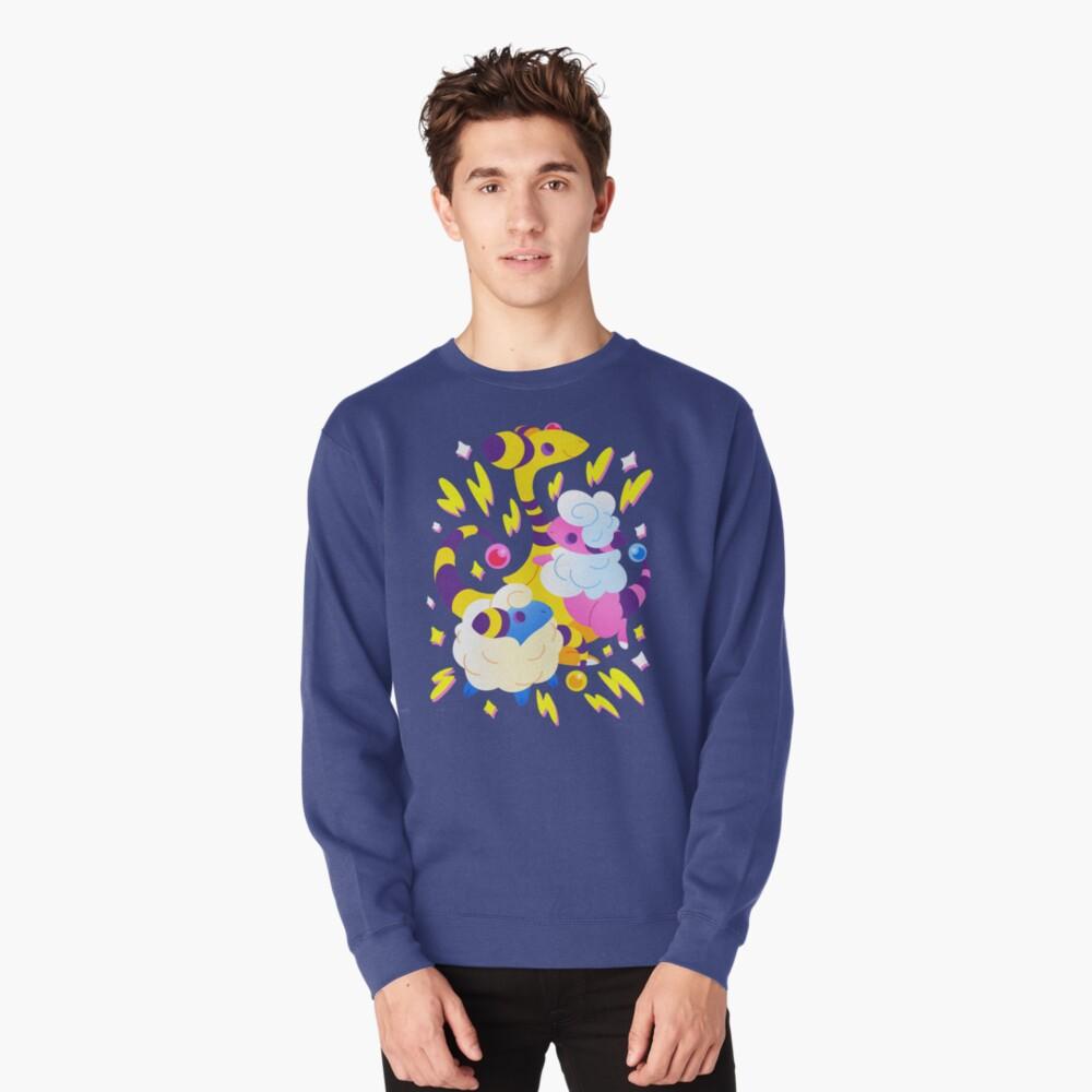 Electric Sheep Pullover Sweatshirt