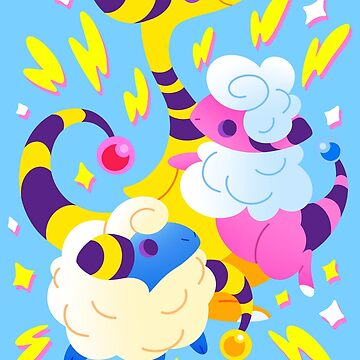 Electric Sheep by Versiris